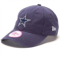 New Era Dallas Cowboys Women's Essential 9FORTY Structured Adjustable Hat