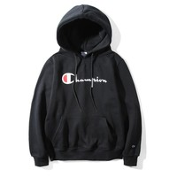 Champion Fashion Casual Top Sweater Pullover Hoodie-3