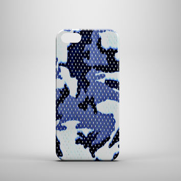 DIGITAL BLUE CAMO Custom Case for iPhone 6 6 Plus iPhone 5 5s 5c GalaxyS 3 4 & 5 6 and Note 3 4 5