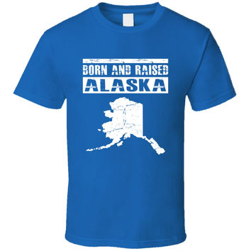 Unisex Alaska is My Home State T-Shirt