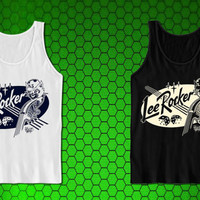 Lee Rocker Of The Stray Cats for tank top mens and tank top girls