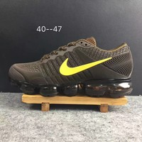 2018 Nike Air VaporMax cdg Airmax Coffee Sport Shoe US8-13