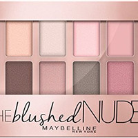 Maybelline NY The Blushed Nudes, 0.34 Ounce