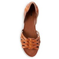 Women's Gena Strappy Flat Huarache Sandals Mossimo Supply Co.™