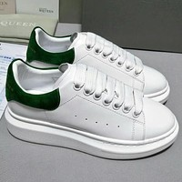 Alexander McQueen Woman Men Fashion Casual Sneakers Sport Shoes-6