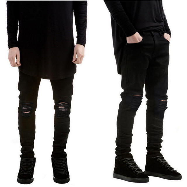 Image of Ripped Skinny Jeans