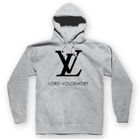 Louis Vuitton By Lord Voldemort Hoodie