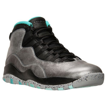 Men's Air Jordan Retro 10 30th Basketball Shoes