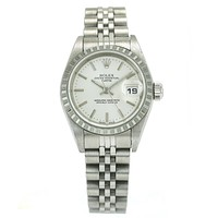 Rolex 79240 Ladies Oyster Perpetual Date 26mm Stainless Steel Watch