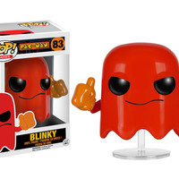 Pop! Games - Pac-Man - Blinky 83 Vinyl Figure (New)