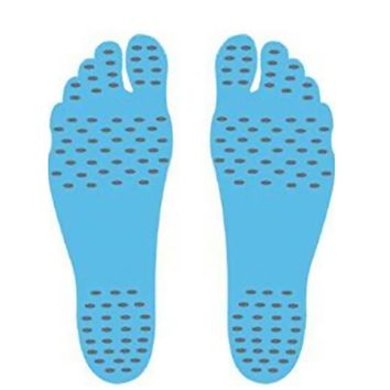 Sole Steppers  Adhesive Footwear