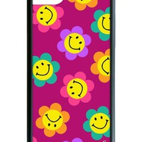 Smiley Flowers iPhone SE/6/7/8 Case