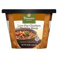 Panera Bread Low-Fat Chicken Tortilla Soup 16 oz