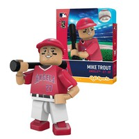 Mike Trout LA Angels MLB Mini Figure Oyo Sports NIB Los Angeles Anaheim Baseball