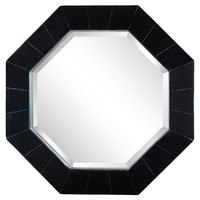 Mirrors, Hepburn Wall Mirror, Black, Wall Mirrors