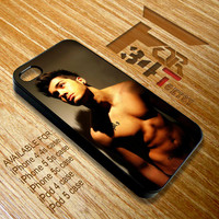 Apple iPhone and iPod case 1D one direction Zayn Malik Shirtless iphone 4 4s, iphone 5 5s 5c, iPod touch 4, iPod 5 case cover