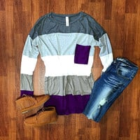 Breeze Into Fall Tunic Top