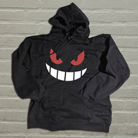POKEMON GENGAR pikachu valentine hoodie for men and women