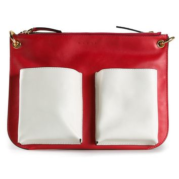 Marni pouch pocket cross body bag