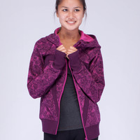 ivivva remix hoodie*french terry | ivivva