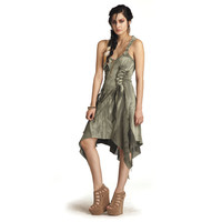 Warbird Laced Dress - New Age, Spiritual Gifts, Yoga, Wicca, Gothic, Reiki, Celtic, Crystal, Tarot at Pyramid Collection