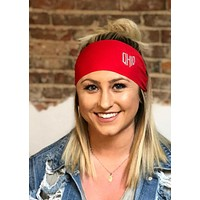 State Of Ohio Antimicrobial Yoga Headband