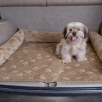 Luxury SUV Pet Pad and Bed