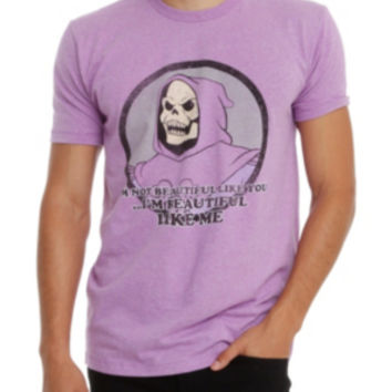 Masters Of The Universe Skeletor Beautiful T-Shirt