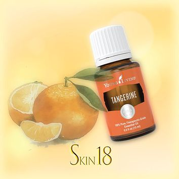 Tangerine Essential Oil Single