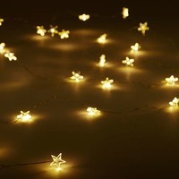 Star String Lights - Urban Outfitters