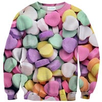 Candy Heart Sweater
