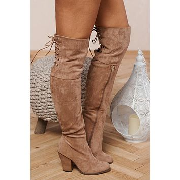 S489 TAUPE SUEDE