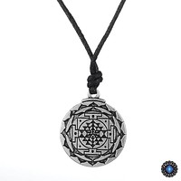 Sri Yantra for Growth and Healing Amulet