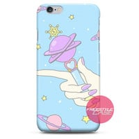 Sailor Moon Magic Stick iPhone Case 3, 4, 5, 6 Cover