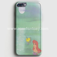 Ariel The Little Mermaid With Her Friends iPhone 7 Plus Case   casefantasy