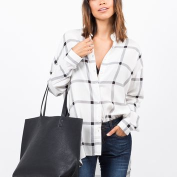 Off the Grid Woven Shirt - Large