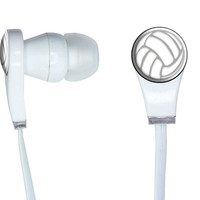 Volleyball Sporting Goods Sportsball In-Ear Headphones