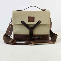 Will Leather Goods Swiss Medic Bag- Brown One