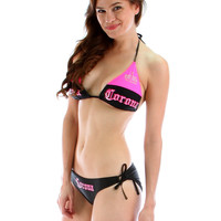 Corona Bikini Swimsuit- Bathing Suit