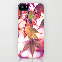 on fire iPhone & iPod Case by Sylvia Cook Photography