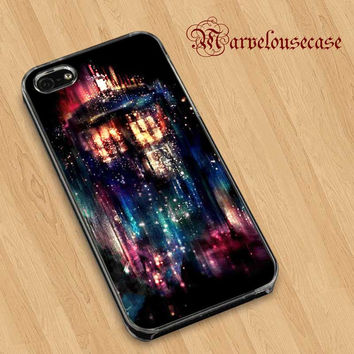doctor who tardis in space custom case for all phone case