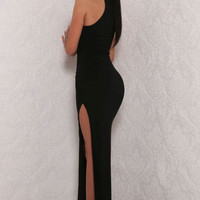 Lyssa Dress Black