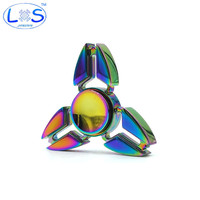 2017 New EDC Tri-Spinner Fidget Anti stress Toys