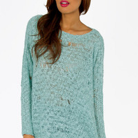 Getting Knitty Sweater $35
