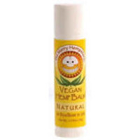 Merry Hempsters (The) Vegan Hemp Lip Balms Natural 0.14 oz. tubes