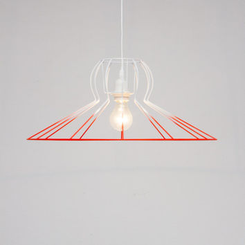 Old pendant light with a new look
