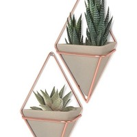 Umbra 'Trigg Small' Wall Vessel (Set of 2)   Nordstrom