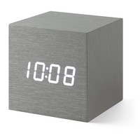 Alume Cube Clock by MoMA - Pop! Gift Boutique