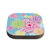 "Laura Escalante ""Summer Time"" Coasters (Set of 4)"