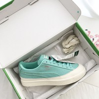 Puma Clyde Diamond Canvas Sneaker